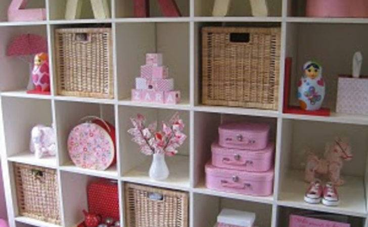 She Buys Storage Cube Shelves Uses Them Clever New