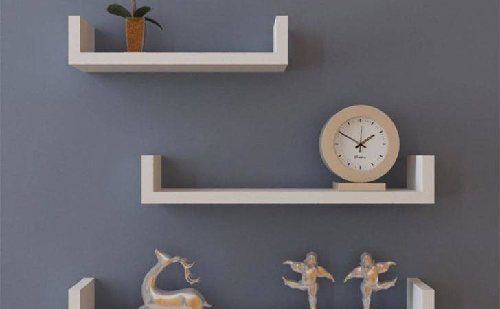 Shelves Hanging Wall Best Decor Things