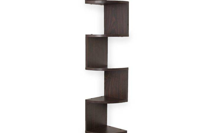Shelves Magnificent Kitchen Wall Rack Floating Wood