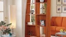 Shelves Room Divider Home Interior Decoration