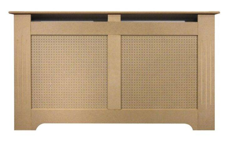 Shipping Adam Large Unfinished Radiator Cover