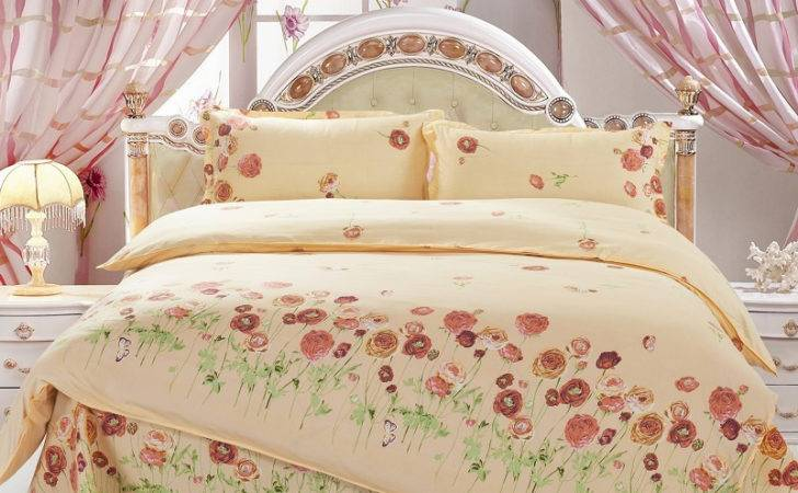 Shipping Colors Princess Style Bedding Sets Bed