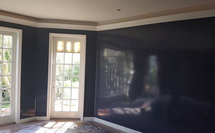 Should Paint Your Walls High Gloss Interior
