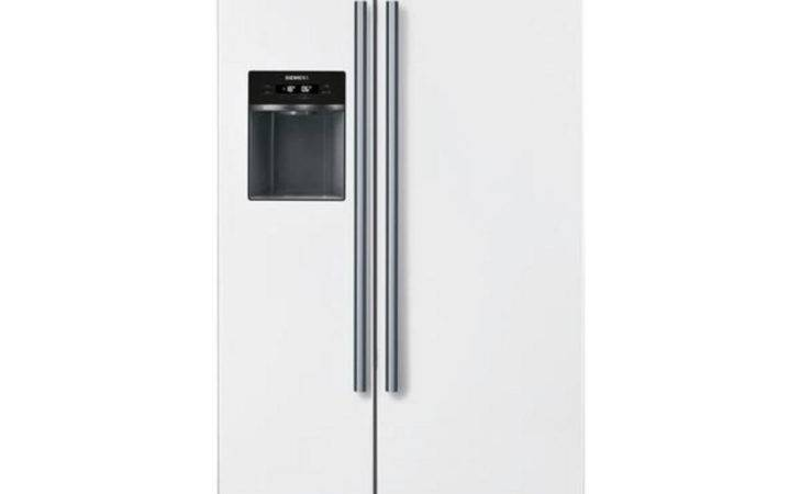 Siemens American Fridge Freezer Ice