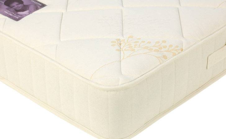 Sigma Pocket Sprung Mattress Medium Spring