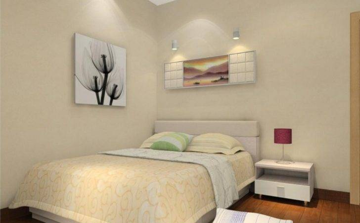 Simple Bed Rooms House