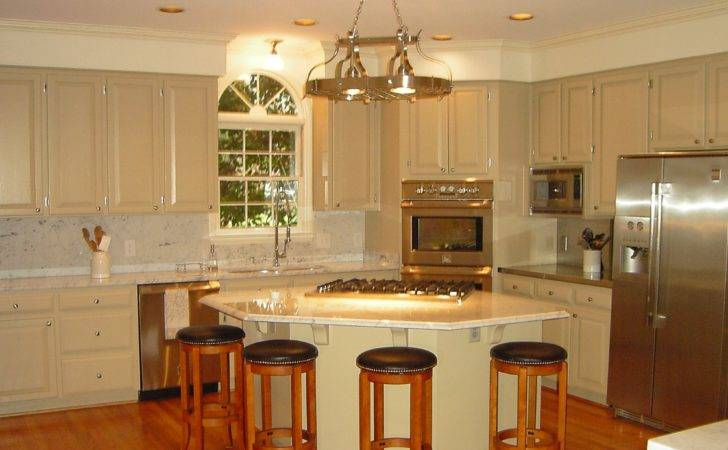 Simple Cool Cream Kitchen Cabinets Your Home