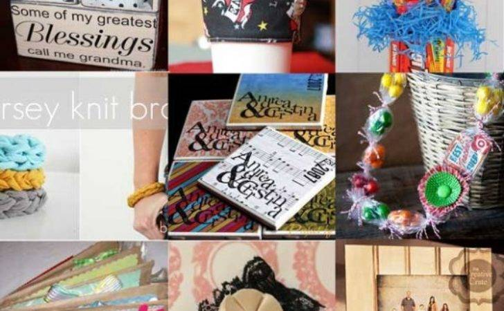 Simple Creative Handmade Projects Gifts Part One