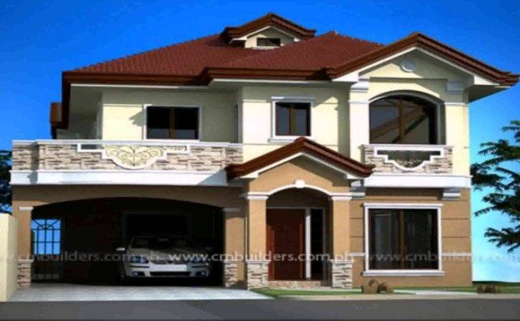 Simple Down House Design Philippines Youtube