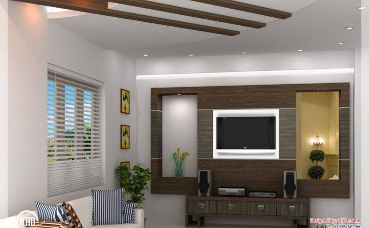 Simple Indian Drawing Room Interior Design