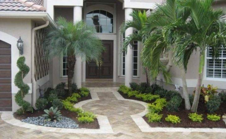 Simple Landscaping Ideas Small Front Yards Home