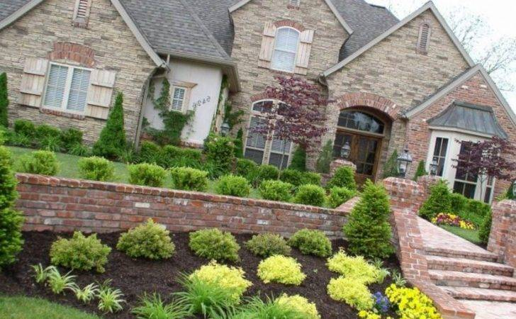 Simple Landscaping Ideas Small Front Yards