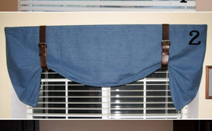 Simple Valance Curtain Ideas Bits Everything