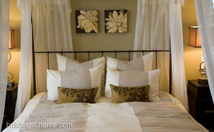 Simple Ways Decorate Your Bedroom Wall