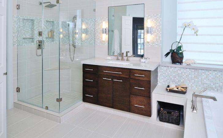Simple Ways Make Small Bathroom Look Bigger Designed