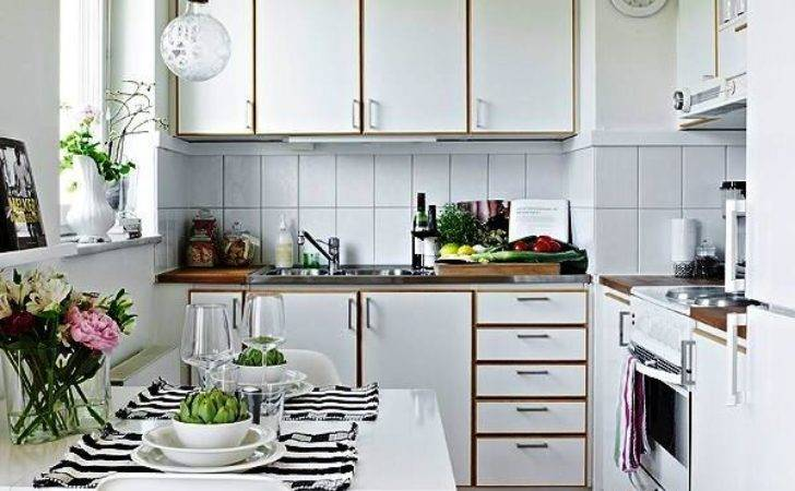 Simple Ways Stylishly Transform Your Small Kitchen