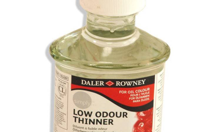 Simply Low Odor Paint Thinner Crafts Walmart