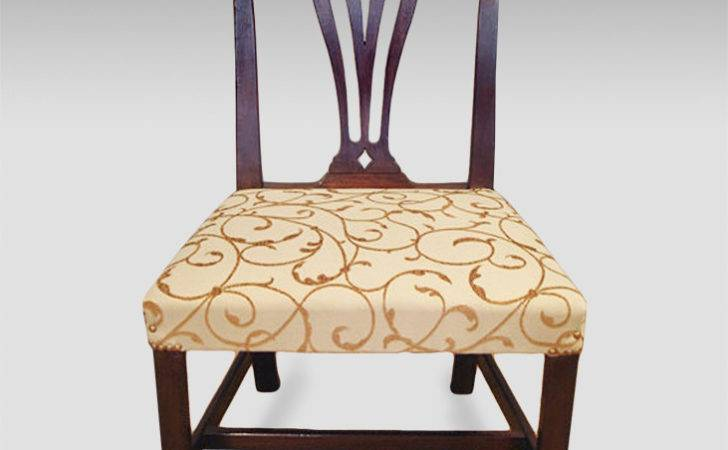 Single Georgian Dining Chair Antique Chairs