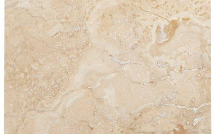 Single Piece Natural Stone Effect Travertine Wall Tile