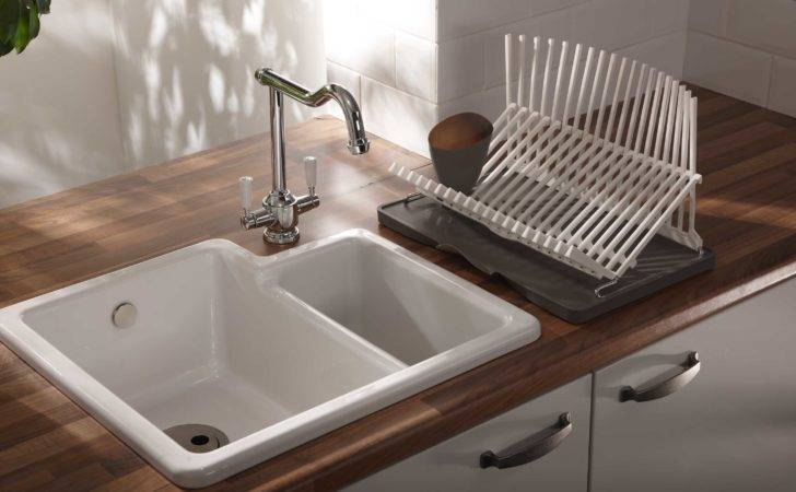 Sinks Raddon Court Kitchens Bedrooms
