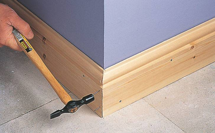 Skirting Boards Coving Painting Decorating Ideas