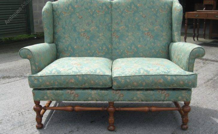 Small Antique Style Sofa Couch Antiques Atlas