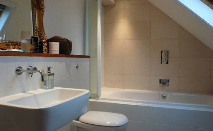 Small Attic Bathroom Ideas Best