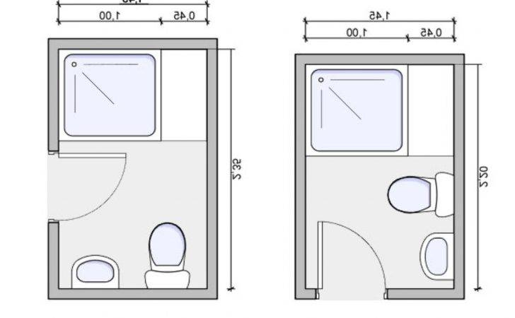Small Bathroom Layout Plan Home Design