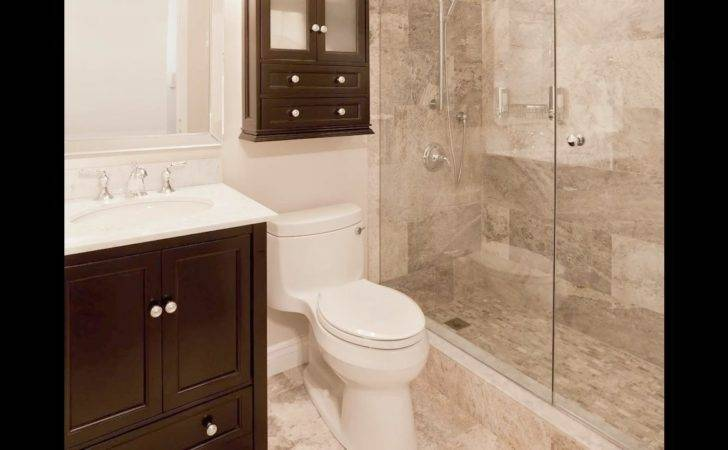 Small Bathroom Walk Shower Home Design