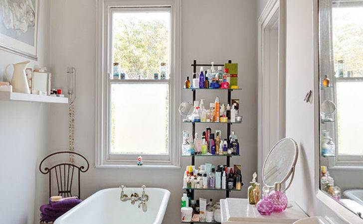 Small But Beautiful Bathrooms Period Living