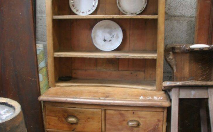 Small Cottage Kitchen Dresser