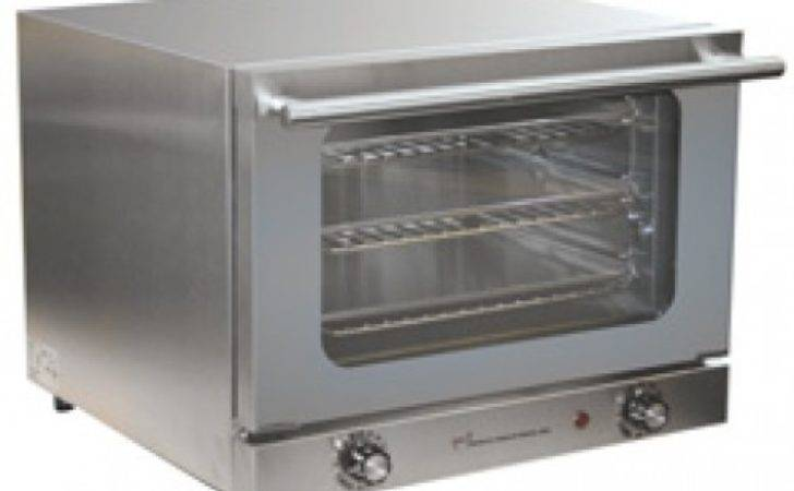 Small Countertop Convection Cookie Oven Pan