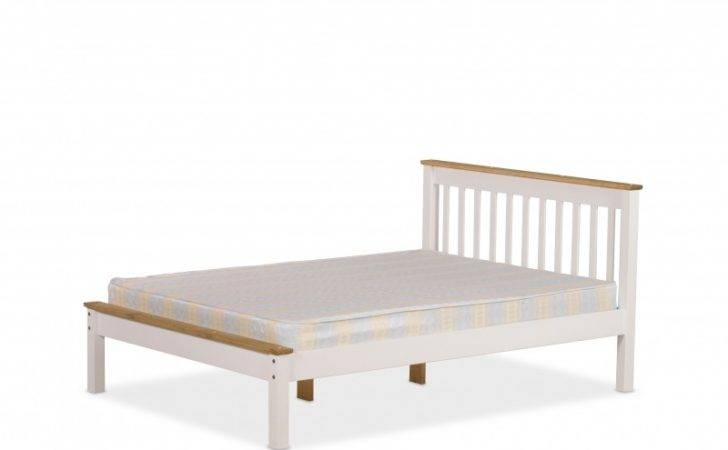 Small Double Beds Metal Wood Leather