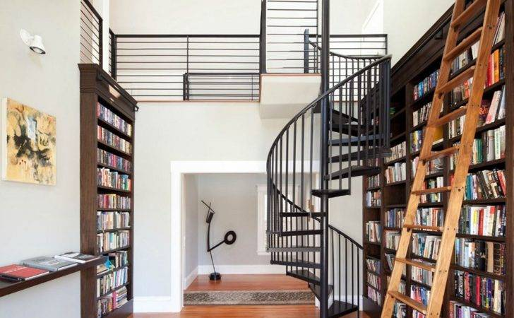 Small Home Library Ideas