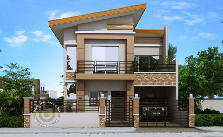 Small House Designs Pinoy Eplans Modern