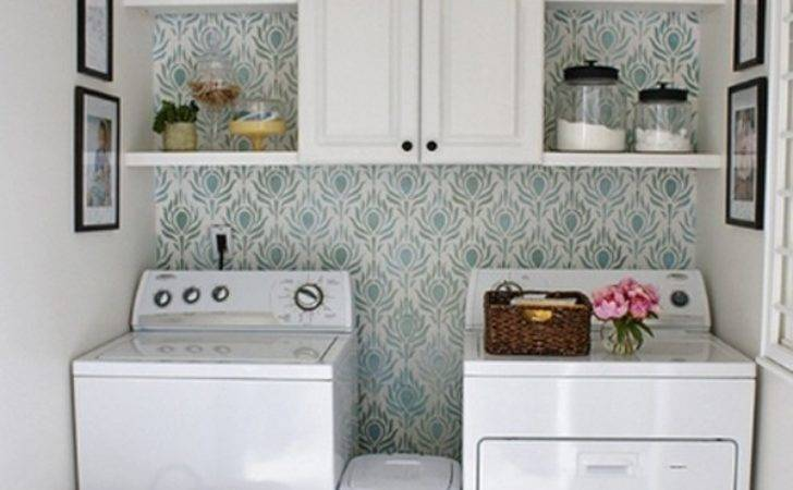 Small Laundry Room Furniture Space Solutions