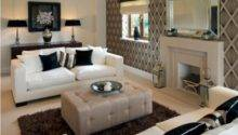 Small Luxury Living Room Designs Home Round
