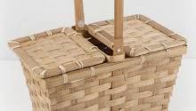 Small Picnic Baskets Traditional