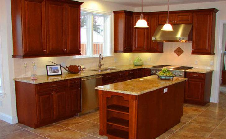 Small Shaped Kitchen Island Home Design Ideas