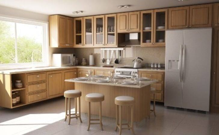 Small Shaped Kitchens Best Home Decoration World Class