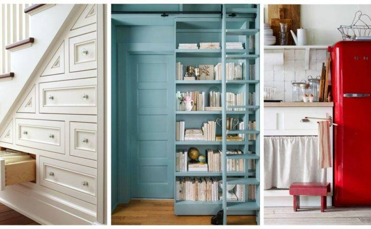 Small Space Decorating Ideas Organization Rooms