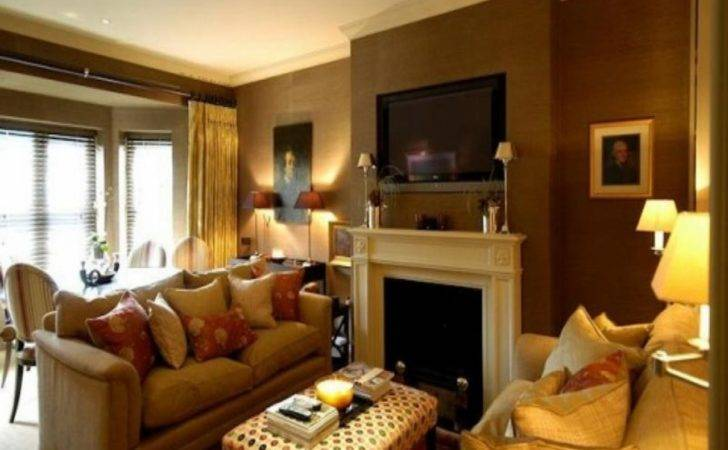 Small Space Home Design Great Room Decorating Ideas