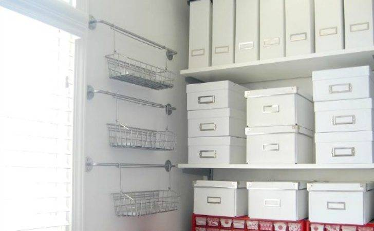 Small Space Storage Solutions Helicopter Mom