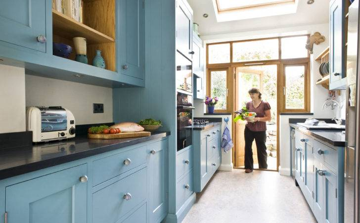 Small Spaces Kitchens