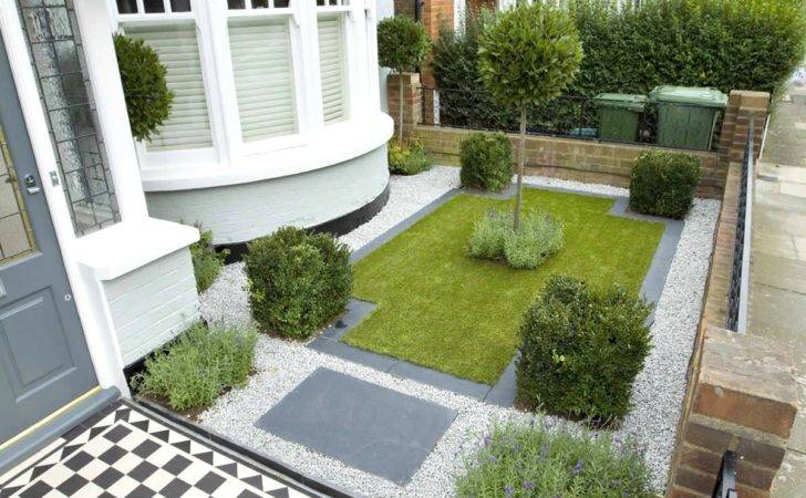 Small Victorian Front Garden Designs Inspirations