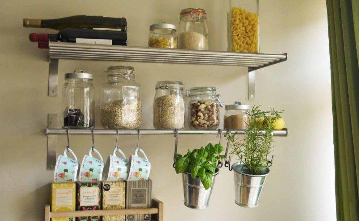 Smart Ways Save Ton Space Your Small Kitchen