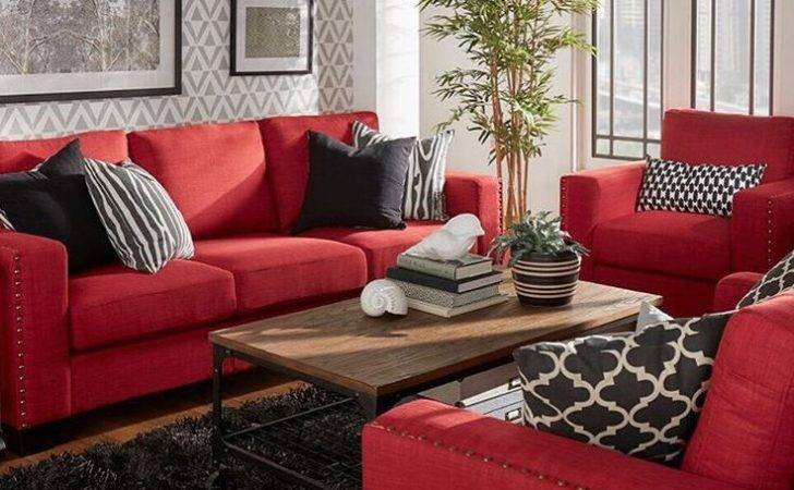 Sofa Astounding Red Couches Sale