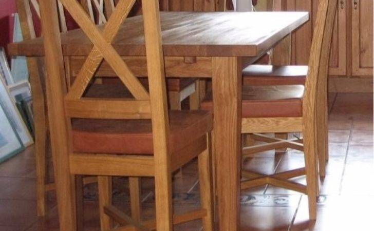 Solid Oak Christian Harold Ardennes Thc Seater Dining
