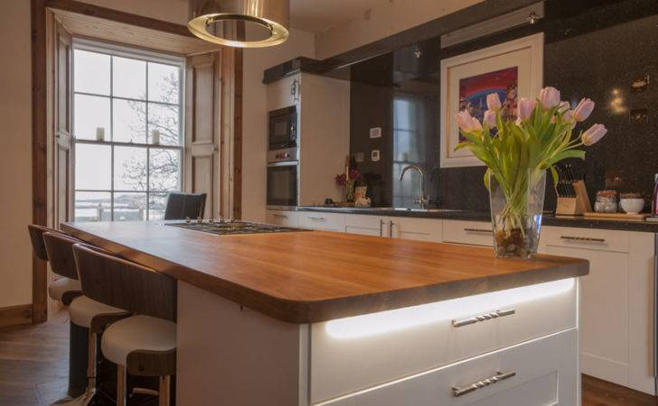 Solid Oak Worktop Wooden Manufacturer