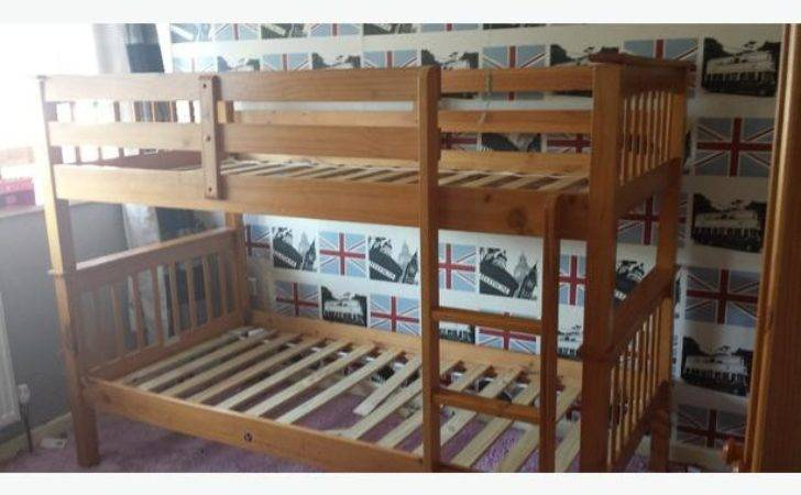 Solid Wood Bunk Beds Sandwell Dudley